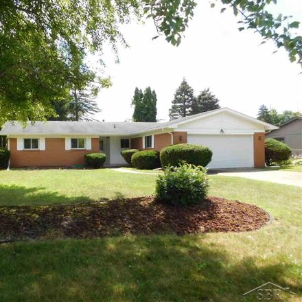 Rent this 3 bed house on Belmar Dr in Saginaw, MI