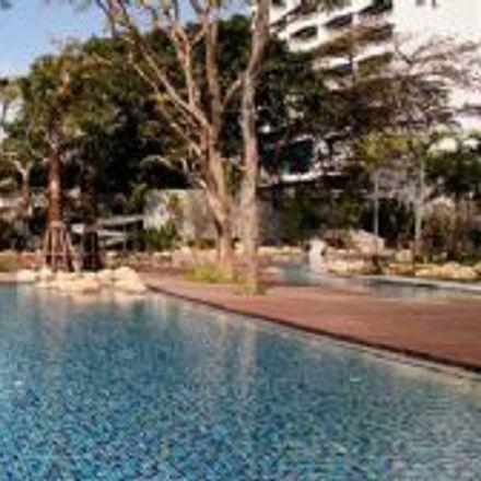Rent this 1 bed apartment on Green Diamond in Naklua 13, Bang Lamung