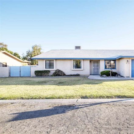 Rent this 4 bed house on 3457 East Moreno Lane in Yuma, AZ 85365