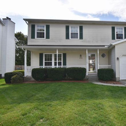 Rent this 4 bed house on 1325 Lismore Lane in Normal, IL 61761