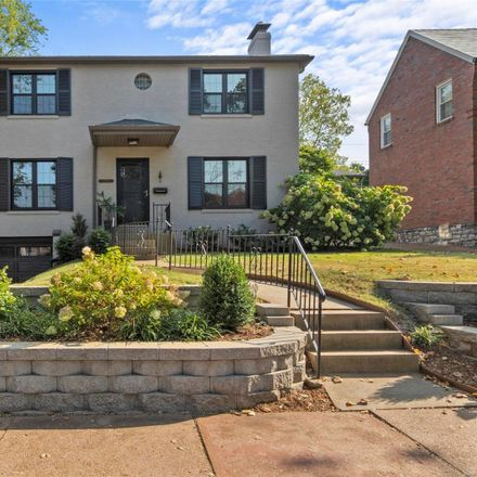 Rent this 3 bed house on 7230 Cornell Avenue in University City, MO 63130