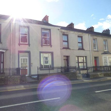Rent this 4 bed house on 5 Little Water Street in Carmarthen SA31 1HA, United Kingdom
