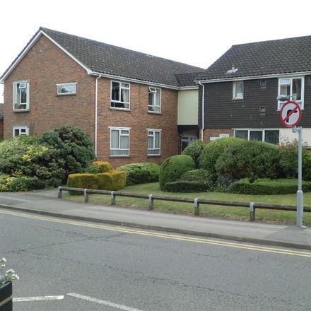 Rent this 1 bed apartment on London Road in Wokingham RG40 1YA, United Kingdom
