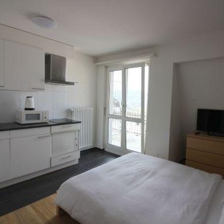 Rent this 1 bed apartment on Brunner's Textilpflege in Huttensteig, 8092 Zurich