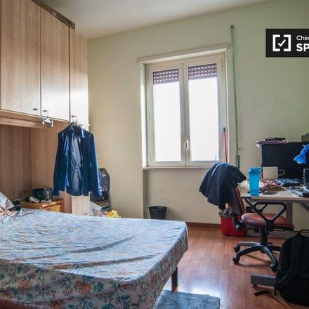 Rent this 4 bed apartment on Quartiere XXIV Don Bosco in Via Filomusi Guelfi, 00169 Rome RM