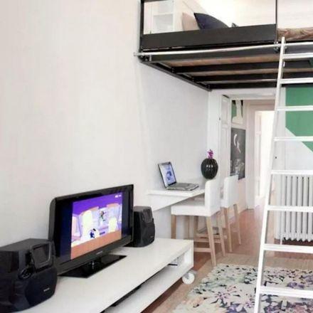 Rent this 1 bed apartment on Via Saverio Mercadante in 10, 20124 Milan Milan
