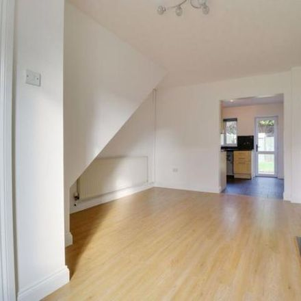Rent this 2 bed house on Dabinett Avenue in Hereford HR4 9XG, United Kingdom