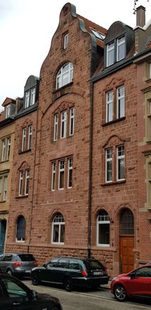 Rent this 3 bed apartment on Boeckhstraße 9 in 76137 Karlsruhe, Germany