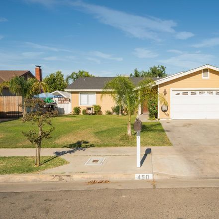 Rent this 3 bed house on 450 South Magnolia Street in Tulare, CA 93274