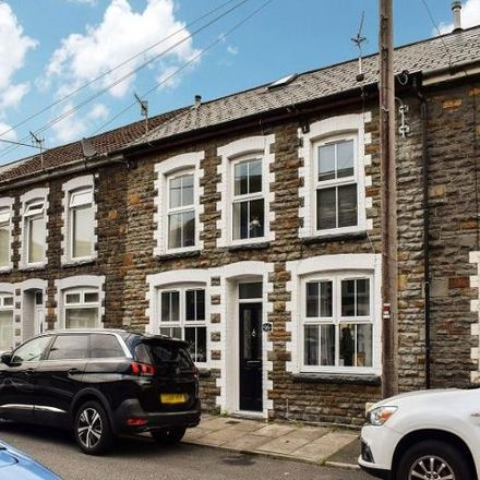 Rent this 3 bed house on St John Street in Ogmore Vale, CF32 7BB