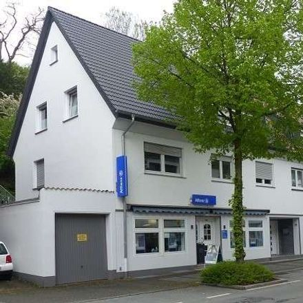 Rent this 3 bed apartment on Alleestraße 10 in 58730 Fröndenberg/Ruhr, Germany