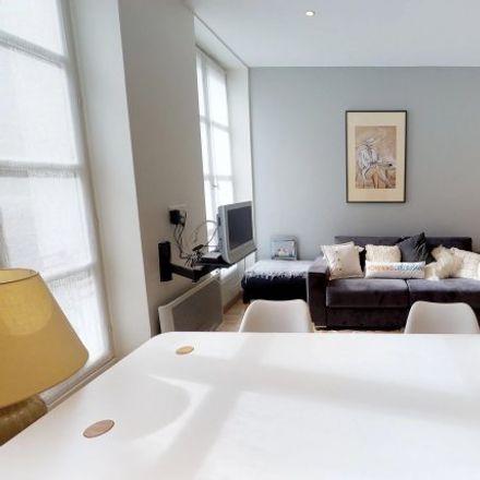 Rent this 1 bed apartment on 74 Rue du Vertbois in 75003 Paris, France