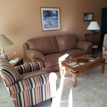 Rent this 2 bed house on North Appaloosa Drive in Sun City, AZ 85373