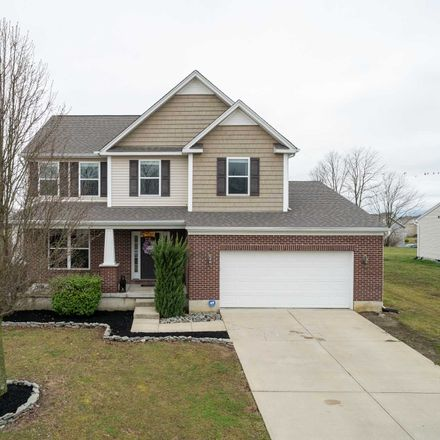 Rent this 4 bed house on 831 Stablewatch Drive in Independence, KY 41051