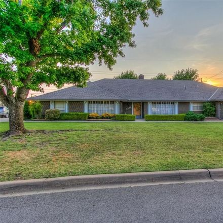 Rent this 3 bed house on 8209 Lakehurst Drive in Oklahoma City, OK 73120