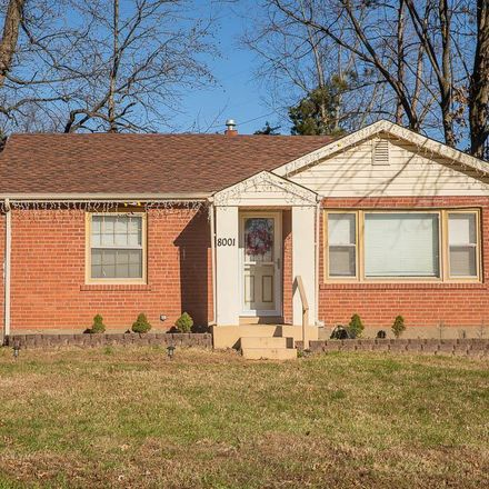 Rent this 2 bed house on Titus Rd in Saint Louis, MO