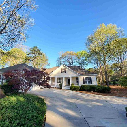 Rent this 3 bed house on 104 Hopeton Ln in Eatonton, GA