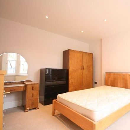 Rent this 1 bed apartment on The Queen's Club in Palliser Road, London W14 9EF