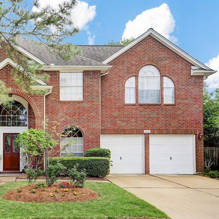 Rent this 4 bed house on Knoll Forest Drive in Sugar Land, TX 77479