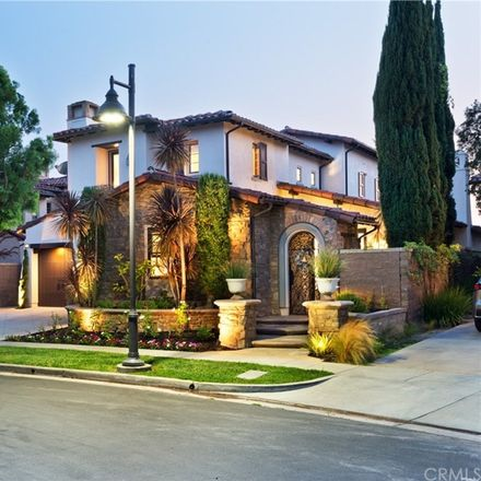 Rent this 5 bed house on 31 Crimson Rose in Irvine, CA 92603