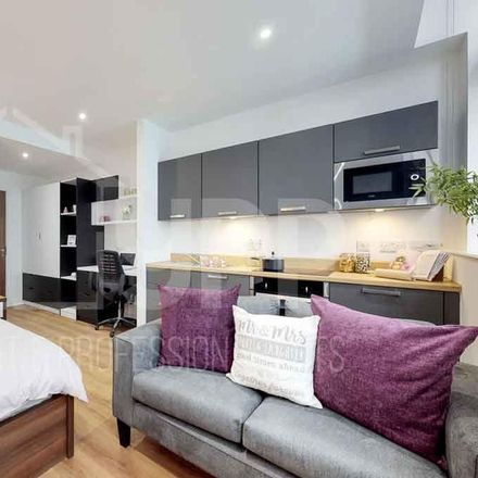 Rent this 0 bed apartment on India Buildings in Fenwick Street, Liverpool L2