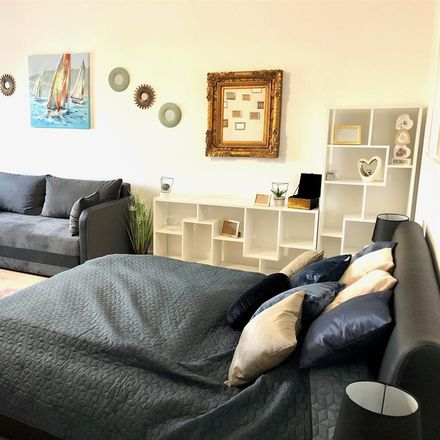 Rent this 1 bed apartment on Budapest in Fővám tér, 1093
