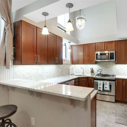 Rent this 1 bed condo on Leonard St in Jersey City, NJ