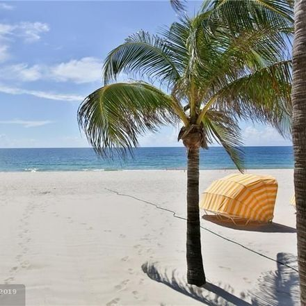 Rent this 1 bed house on Galt Ocean Dr in Fort Lauderdale, FL