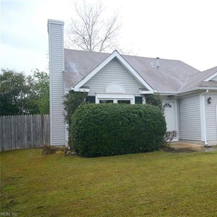 Rent this 3 bed house on 1989 Wellsford Drive in Virginia Beach, VA 23454