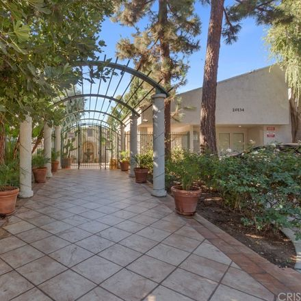 Rent this 2 bed condo on 20134 Leadwell Street in Los Angeles, CA 91306