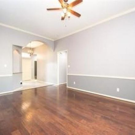 Rent this 4 bed house on 7413 Rosepath Lane in Fort Bend County, TX 77407
