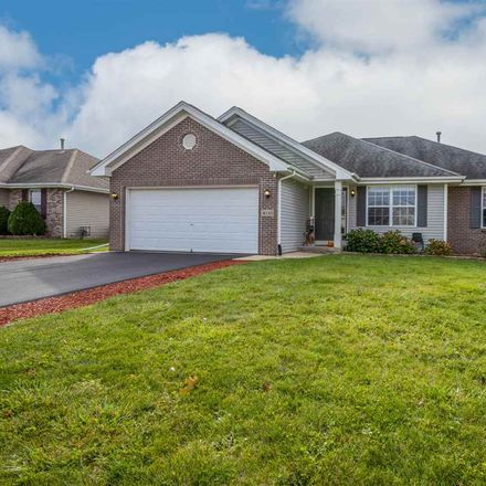 Rent this 3 bed house on 4110 Brookstone Lane in Belvidere, IL 61008