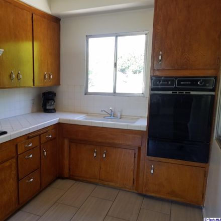 Rent this 1 bed condo on la Crescenta Ave in Montrose, CA