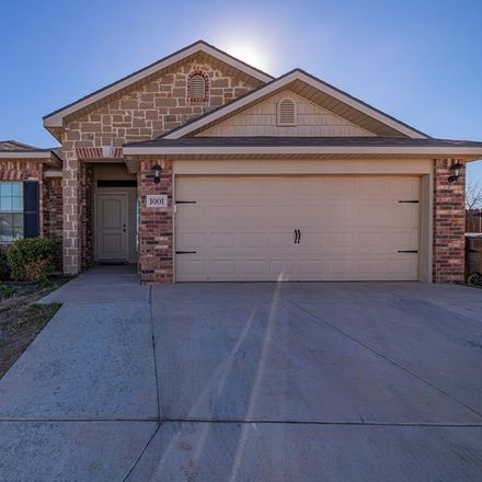 Rent this 4 bed house on 1001 Rangers Court in Midland, TX 79706