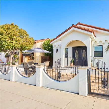 Rent this 3 bed house on 160 Roycroft Avenue in Long Beach, CA 90803