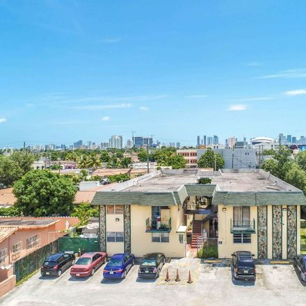 Rent this 1 bed apartment on 720 Northwest 27th Court in Miami, FL 33125