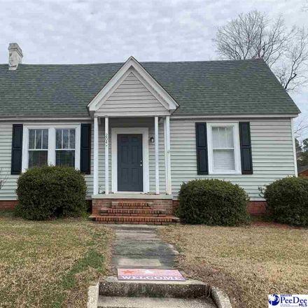Rent this 2 bed house on 204 South Walnut Street in Pamplico, SC 29583