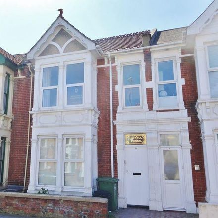Rent this 1 bed apartment on Devonshire Avenue in Portsmouth PO4 9EA, United Kingdom