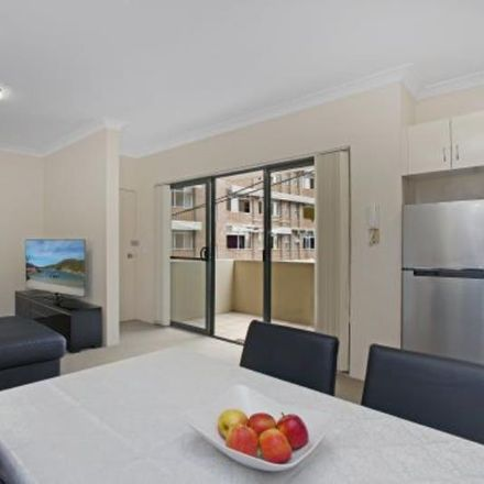 Rent this 1 bed apartment on 8/1 Waverley Crescent