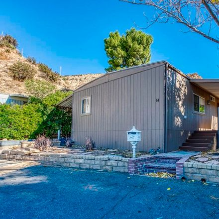 Rent this 2 bed house on 23500 The Old Rd in Newhall, CA
