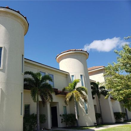 Rent this 3 bed condo on 1412 Keeton Avenue in Pharr, TX 78503