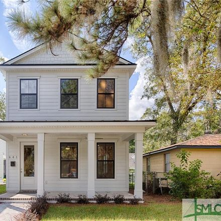 Rent this 3 bed house on 641 East 35th Street in Savannah, GA 31401