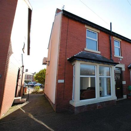 Rent this 1 bed apartment on Gents Barbers in 12 Blackpool Road, Wyre FY6 7QA