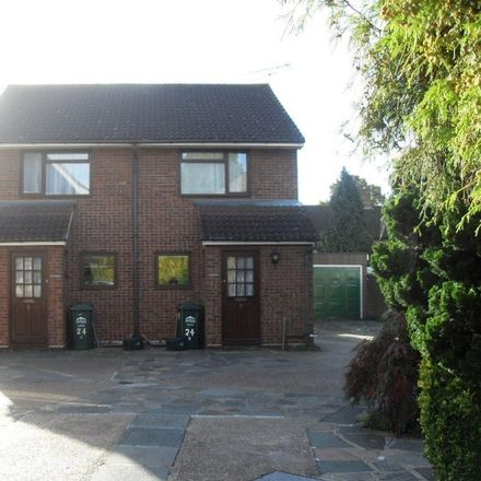 Rent this 2 bed house on Muncaster Road in Spelthorne TW15 2HL, United Kingdom