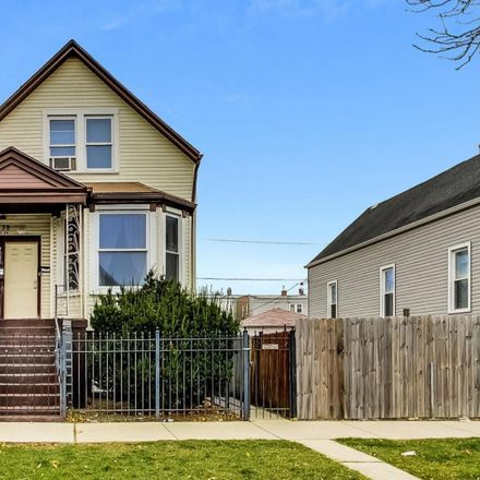 Rent this 6 bed duplex on Beat 2534 in 2139 North Karlov Avenue, Chicago