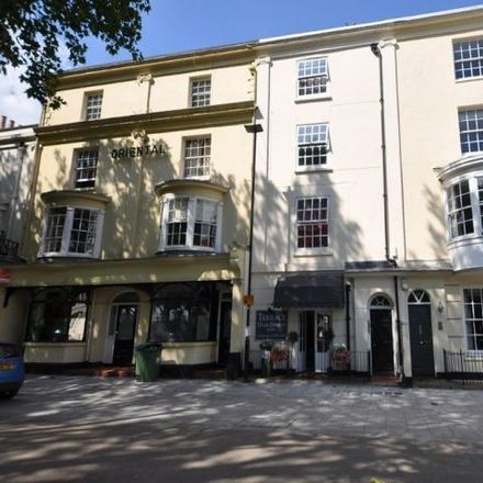 Rent this 1 bed apartment on Room 2 Living room Coffee & Cocktail bar in Queen's Terrace, Southampton SO14 3SG