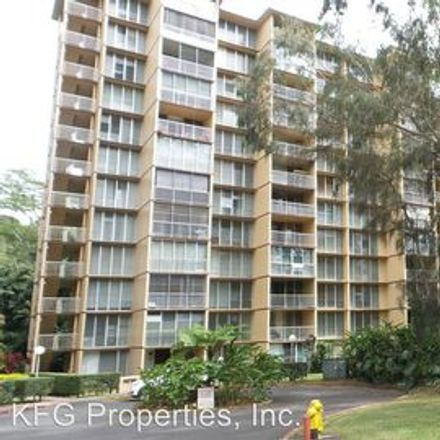 Rent this 2 bed apartment on I H2 in Mililani, HI 96789