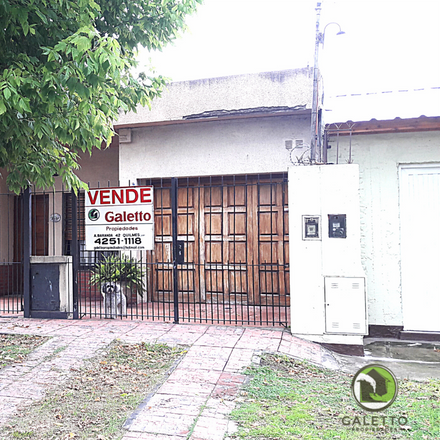 Rent this 0 bed house on Joaquín V. González in Quilmes Oeste, B1879 Bernal