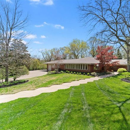 Rent this 5 bed house on 44 South Spoede Road in Creve Coeur, MO 63141