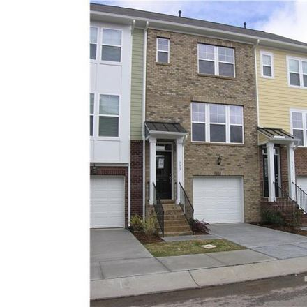 Rent this 3 bed townhouse on 323 Michigan Avenue in Cary, NC 27519